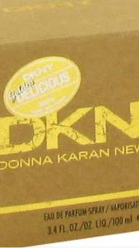 perfume dkny delicious golden dama 100ml
