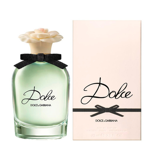 perfume - dolce - dolce gabbana - eau parfum - 75ml