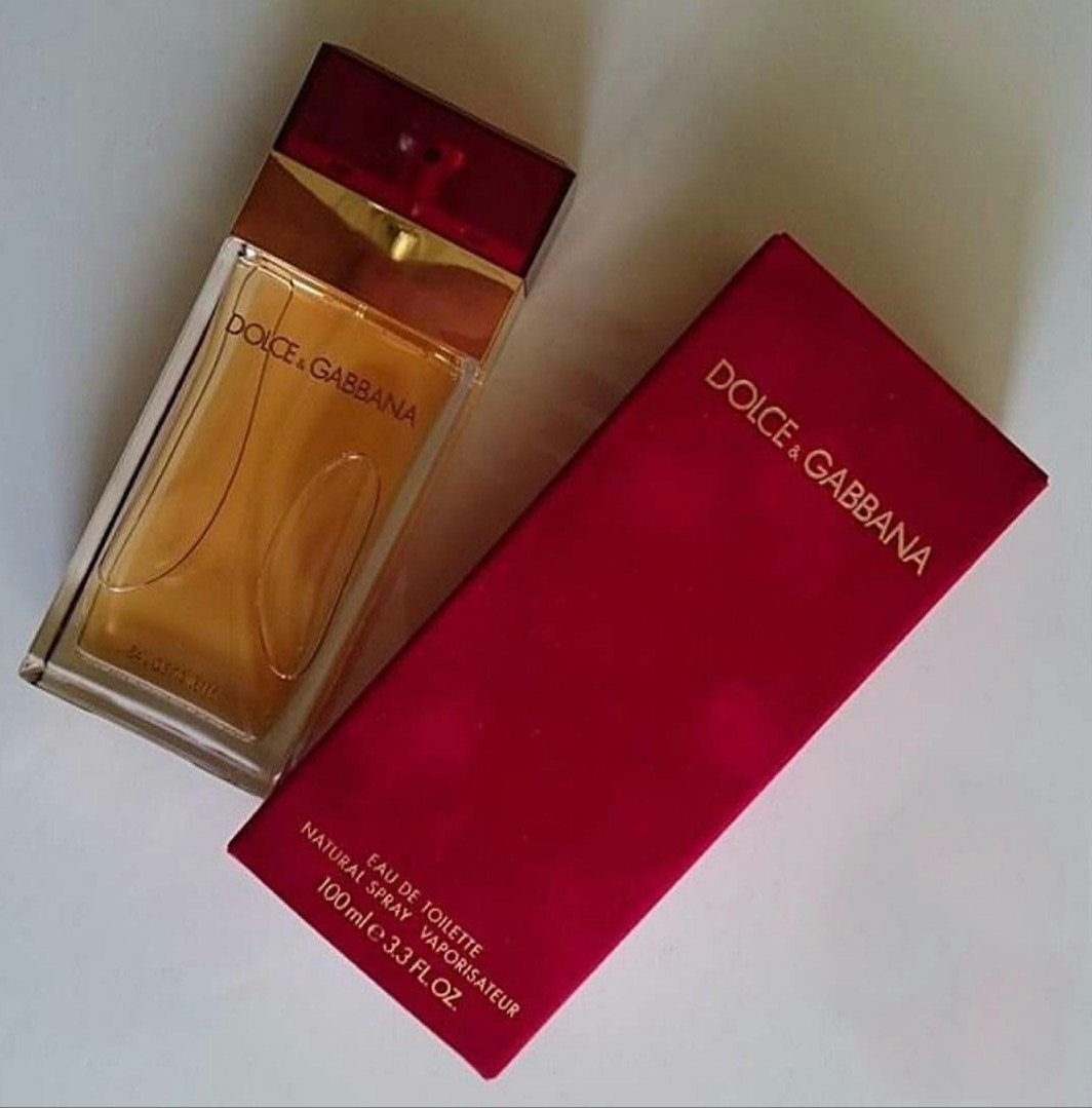231f06b43cd97 Características. Marca Dolce   Gabbana  Nome do perfume Dolce   Gabbana Red  ...