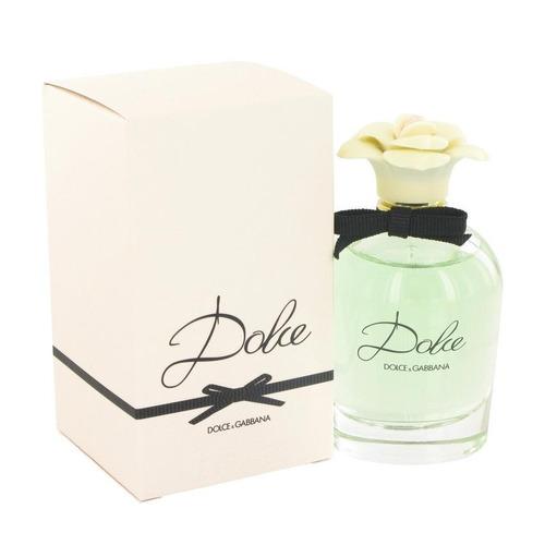perfume dolce & gabbana dolce 75 ml women