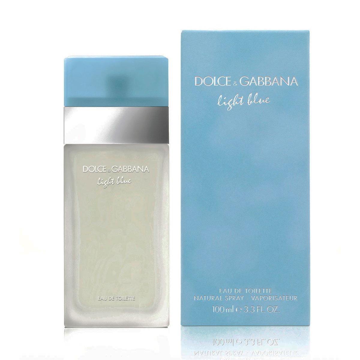 5590efc8cf Características. Marca Dolce   Gabbana  Nome do perfume Light Blue  Gênero  Feminino  Tipo Eau de toilette  Volume da unidade 50 mL ...