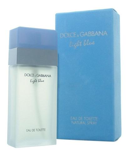 perfume dolce & gabbana light blue 100 ml women
