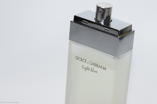 perfume dolce & gabbana light blue 50ml - pronta entrega