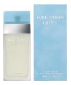 Ml Light Dolce Edt Perfume Dama Gabbana Blue 100 uXPkZi