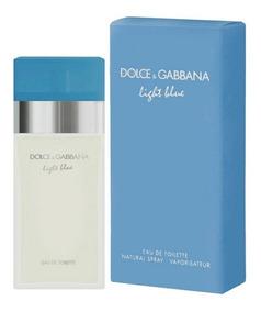 c641a0dd45 Dolce Gabbana Light Blue - Perfumes Dolce & Gabbana en Mercado Libre  Colombia