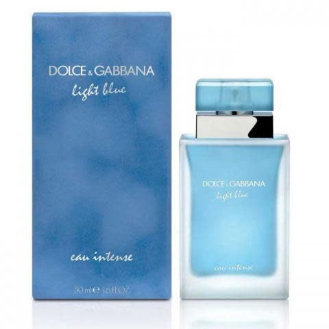 perfume dolce & gabbana light blue woman intense 50ml