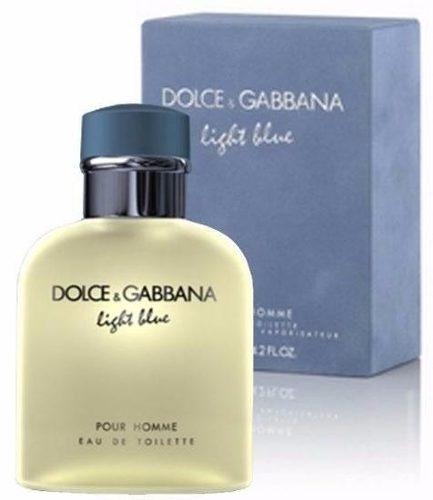 2ca4a3bad7418 Perfume Dolce Gabbana Light Blue Masculino Homem Lançamento - R  359 ...