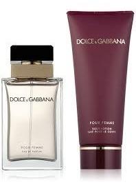 Lotionset Femme 100ml body Dolceamp; Gabbana Pour Perfume LcqS4RA35j