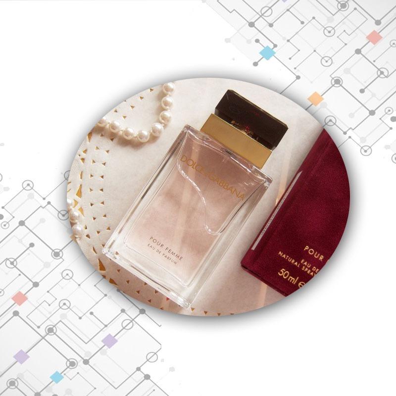 1f11885d48085f Perfume Dolce   Gabbana Pour Femme Edp Original 50ml - R  389,00 em ...