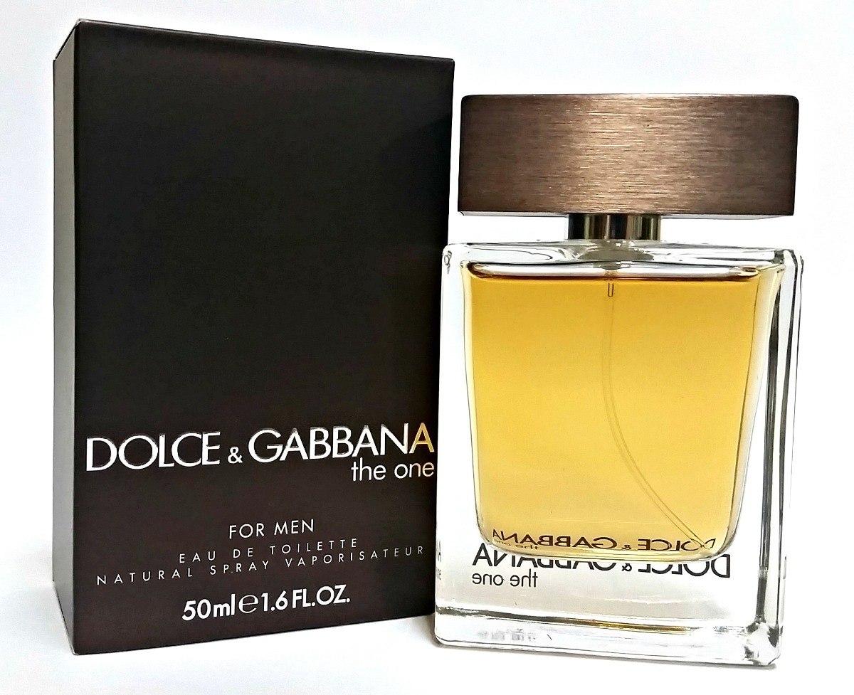 Perfume Dolce Gabbana The One Edt 50 Ml Original - R  238,00 em ... 005316fefb
