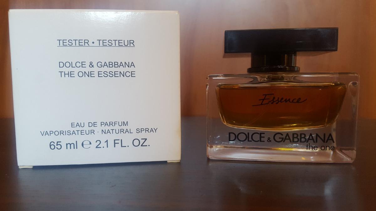 Perfume Dolce   Gabbana The One Essence 65ml -   48.000 en Mercado Libre 55e01f5de026