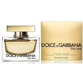 dolce gabbana the one 50ml herr