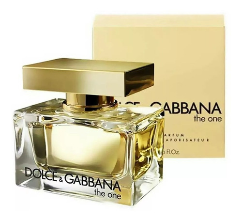 perfume dolce gabbana the one original mujer 75 ml