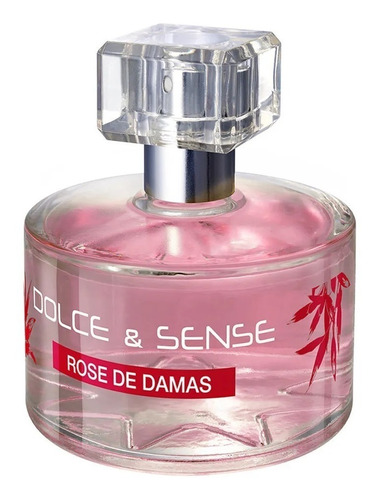 perfume dolce sense rose de damas paris elysees novidade