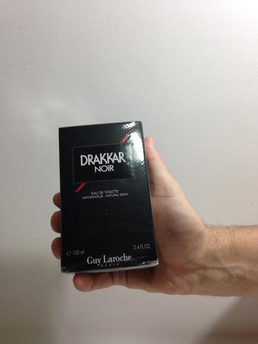 perfume drakkar noir 100 ml