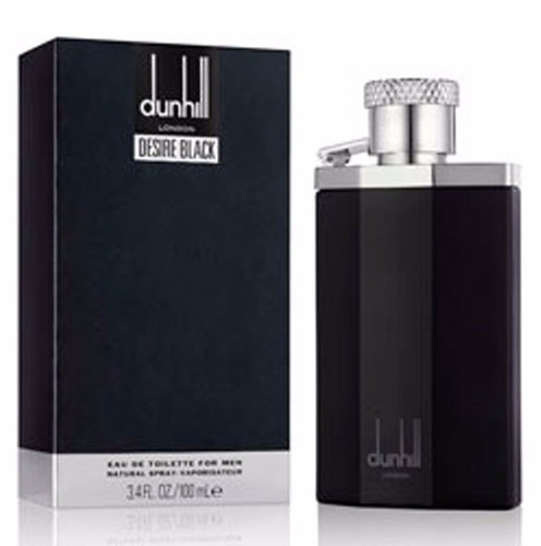 perfume dunhill desire black for men  alfred dunhill 100 ml