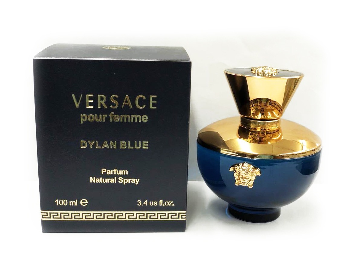 BlueWomen¦ La Riviera Perfume ® Dylan 100 Versace Ml wPk8n0O