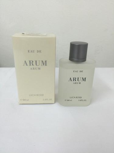 perfume eau de arum 100 ml men