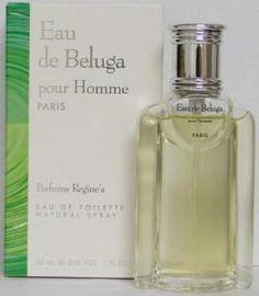 perfume eau de beluga de regines 100ml hombre (mil esencias)