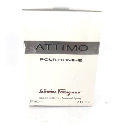 perfume eau de toilette salvatore ferragamo attimo 60ml