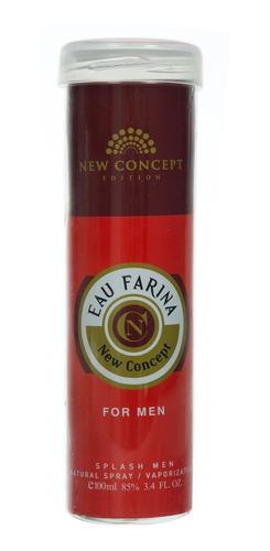 perfume eau farina men 100ml