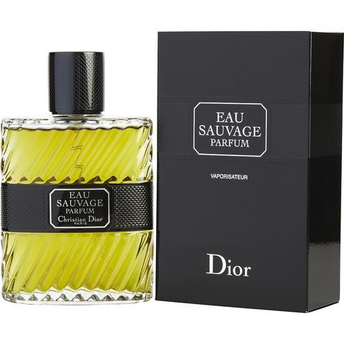 perfume eau savage parfum dior edp 100ml