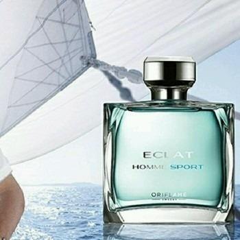 Perfume Eclat Homme Sport De Oriflame Para Hombre 39900 En