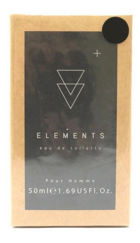 perfume elements nigth eau de toilette pour homme 50ml