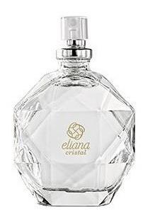perfume eliana cristal + patricia + jolie 25ml jequiti