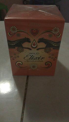 perfume elixir wild shakira