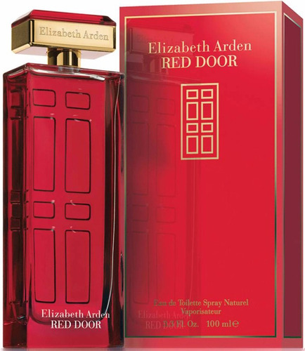 perfume elizabeth arden quinta avenida 125 ml original