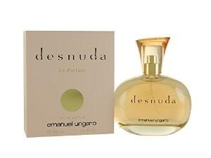 perfume emanuel ungaro desnuda 100ml para mujer mil esencias