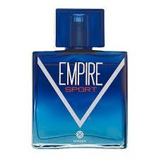 perfume empire sport masculino100ml - 40% off