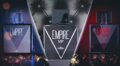 perfume empire : tradicional ,vip, intence, sport.
