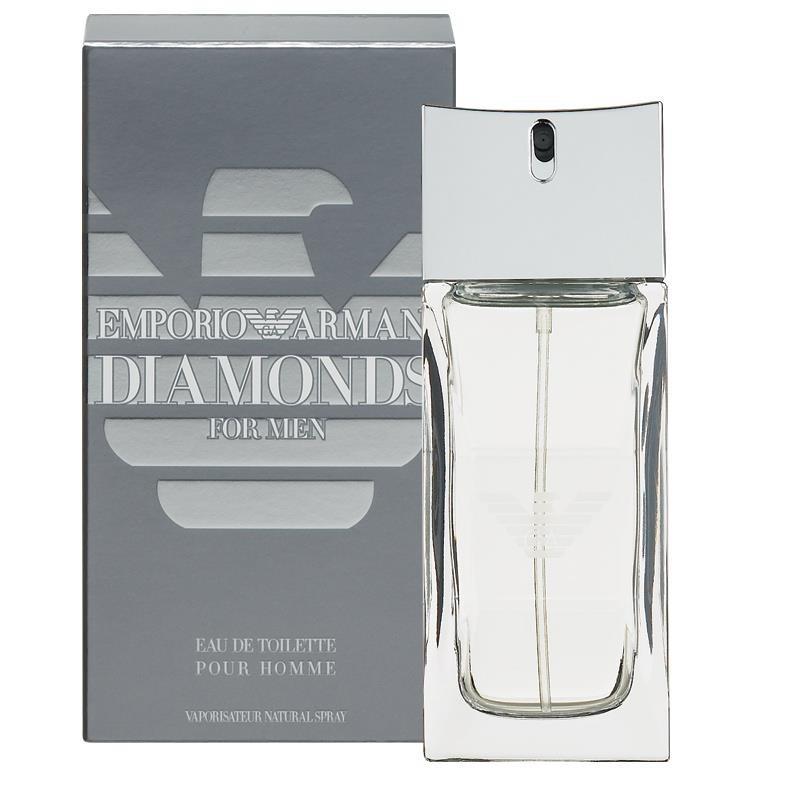 c7beb5affe2cb Perfume Emporio Armani Diamonds Masculino Edt 75ml Original - R  299 ...