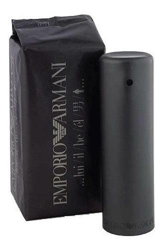 perfume emporio armani him --  100ml -- caballero original