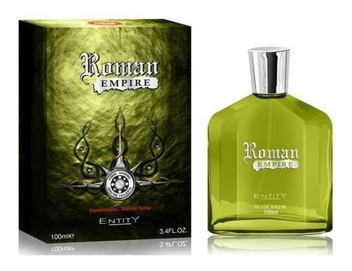 perfume entity roman empire masculino eau de toilette 100 ml