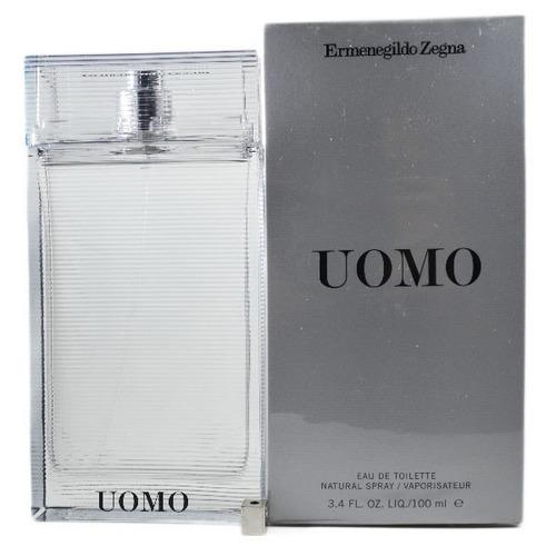 perfume ermenegildo zegna uomo 100ml para hombre