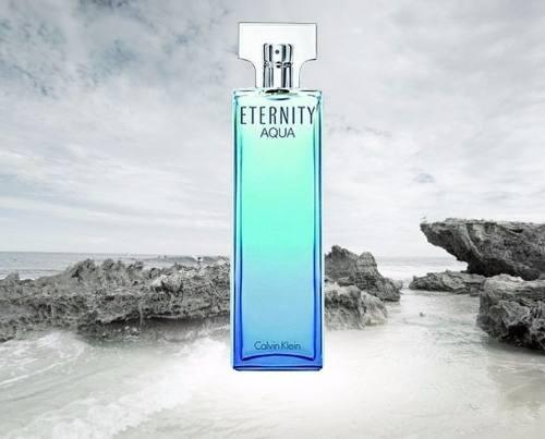 perfume eternity aqua by calvin klein feminino edp 100ml