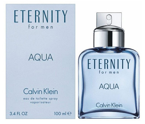 perfume eternity aqua men calvin klein masculino edt 100ml