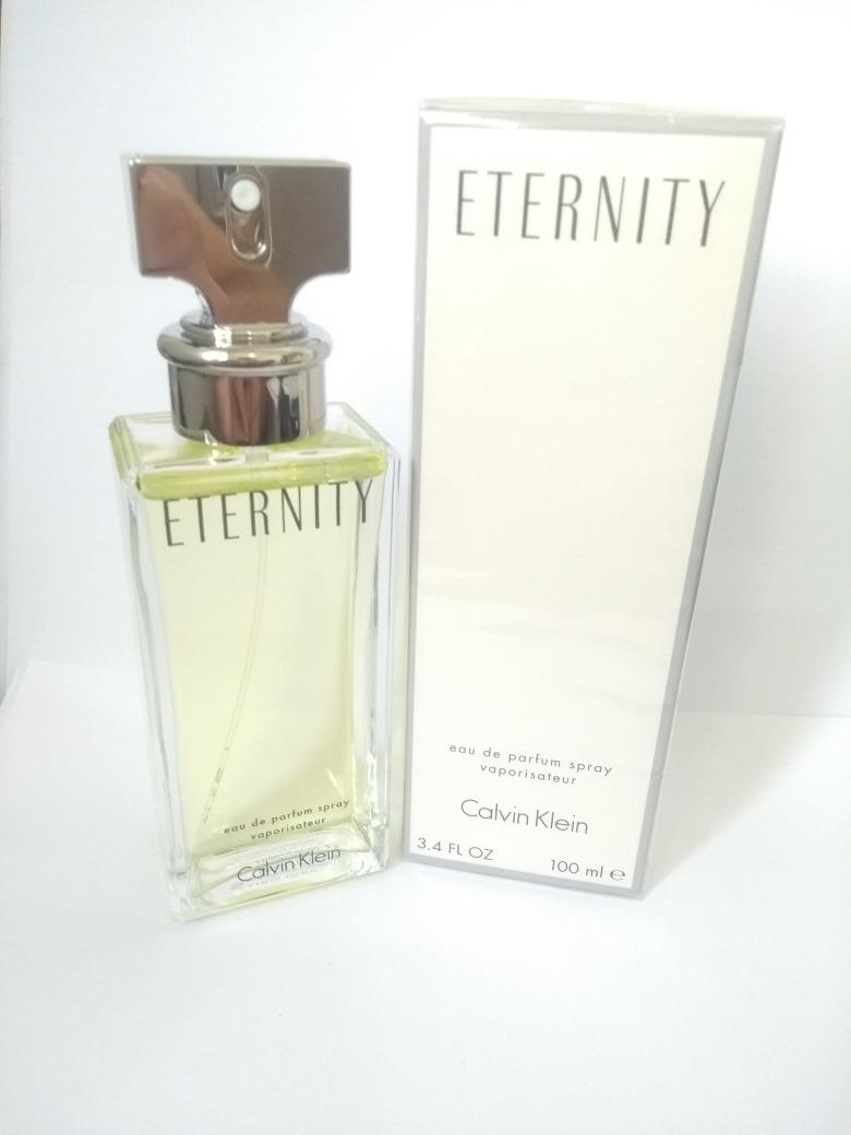 342f384f7d Perfume Eternity Calvin Klein Feminino 100ml - R$ 219,00 em Mercado ...