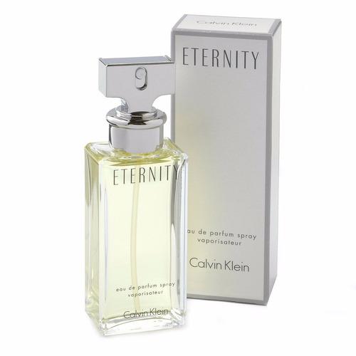 perfume eternity calvin klein feminino 100ml edp original