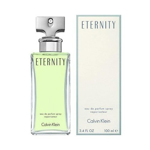 bfeabc683631f Perfume Eternity Eau De Parfum 100ml Feminino Original - R  350,00 ...