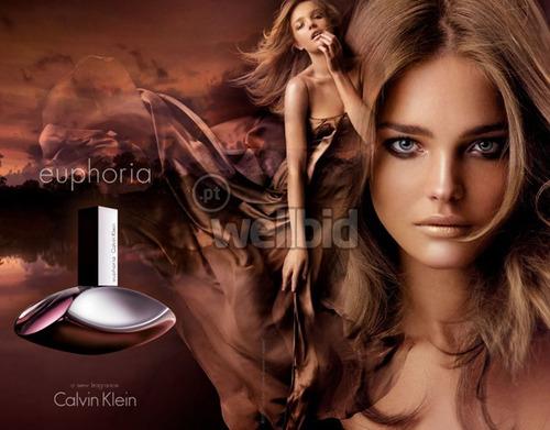 perfume euphoria calvin klein feminino 100ml lacrado origina