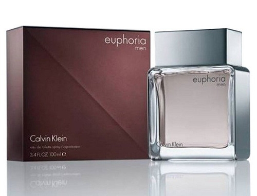 perfume euphoria men 100ml eau de toilette - calvin klein
