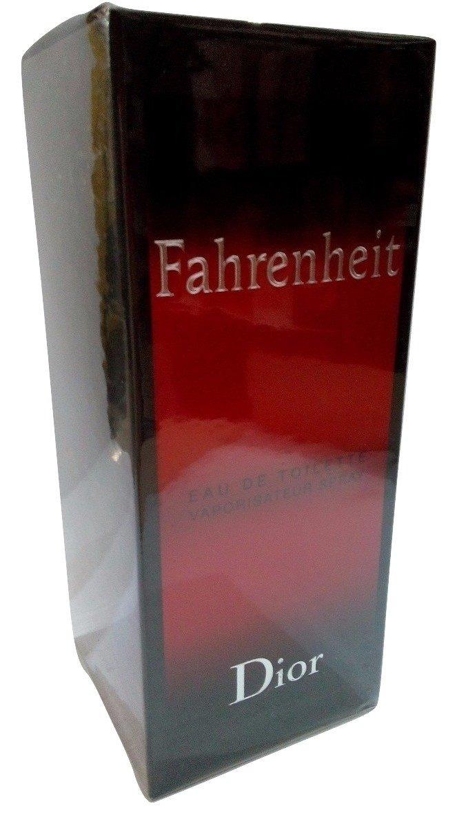 e5db813e3 Perfume Fahrenheit Christian Dior 100 Ml Masculino Importado - R ...