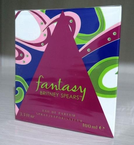 perfume fantasy britney spears 100ml