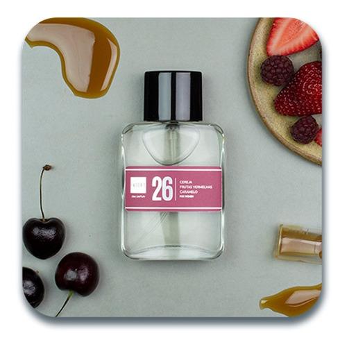 perfume fator 5 - numero 26 (inspiração: fantasy)