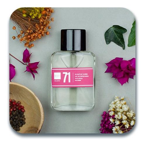perfume fator 5 - numero 71 (inspiração: eternity women)