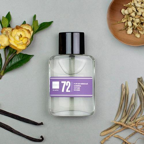perfume fator 5 - numero 72 (inspiração: hypnose)